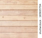 wood plank brown texture... | Shutterstock . vector #185835704