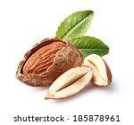 almonds kernel   Shutterstock . vector #185878961
