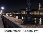 firenze at night   Shutterstock . vector #185889194