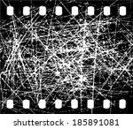 Scratched Grunge Vector Film...