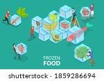 3d isometric flat vector... | Shutterstock .eps vector #1859286694