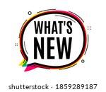 whats new symbol. speech bubble ... | Shutterstock .eps vector #1859289187