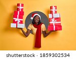 Christmas Shopping African...
