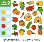 counting game for preschool...   Shutterstock .eps vector #1859477497