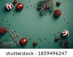 Vintage Christmas Background...