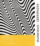 modern poster art. abstract...   Shutterstock .eps vector #1859594254