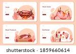 steak web banner or landing... | Shutterstock .eps vector #1859660614