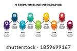 3d vector perspective... | Shutterstock .eps vector #1859699167