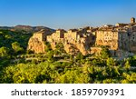 View Of The Medieval Town Of...
