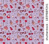 Seamless Pattern For St....