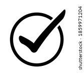 vector illustration of black...   Shutterstock .eps vector #1859971204