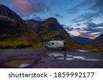 Highlands  Scotland   September ...