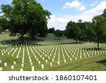 A View Of Arlington National...