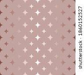 seamless pattern stars. elegant ... | Shutterstock .eps vector #1860152527