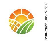Corn Field Logo  Cornfield Logo ...