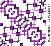 Seamless Colored Pattern.purple ...