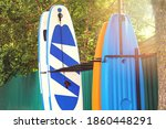 Supboards Stand Vertically In A ...