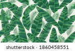 seamless pattern with bright... | Shutterstock .eps vector #1860458551