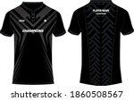sports t shirt jersey design... | Shutterstock .eps vector #1860508567