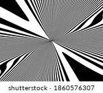 line art optical art....   Shutterstock .eps vector #1860576307