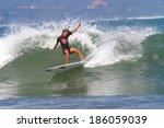 volcom qualifying series junior ... | Shutterstock . vector #186059039