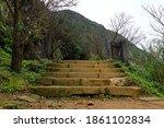 Jinguashi Shrine Near Jiufen...