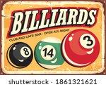 Billiard Club And Cafe Bar...