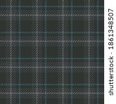 plaid pattern seamless vector... | Shutterstock .eps vector #1861348507