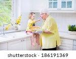happy beautiful great... | Shutterstock . vector #186191369