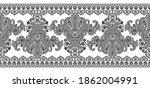 seamless traditional asian... | Shutterstock .eps vector #1862004991