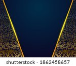 modern abstract background with ... | Shutterstock . vector #1862458657