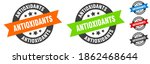 antioxidants stamp.... | Shutterstock .eps vector #1862468644