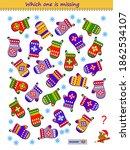 logic puzzle game for children...   Shutterstock .eps vector #1862534107