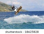 action man. brac island ...   Shutterstock . vector #18625828