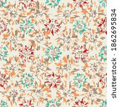 seamless abstract pattern with...   Shutterstock .eps vector #1862695834