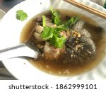 Mixed Beef Soup With Vegetable...