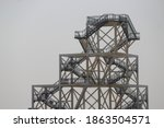 A Steel And Iron Old Structure...