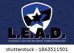national law enforcement... | Shutterstock .eps vector #1863511501
