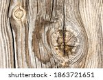 Wood Knot Background. Grunge...