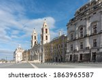 Convent And Palace Of Mafra  ...