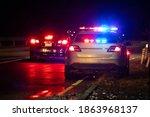Police Emergency Flash Lights...