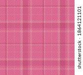 seamless pattern of scottish... | Shutterstock .eps vector #1864121101