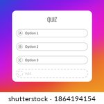 question sticker for typing...