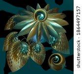 3d Fractal Illustration.fractal ...