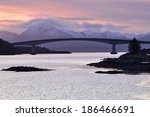 Isle Of Skye Bridge  Ocean ...