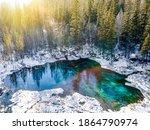 Beautiful Amazing Landscape Of...