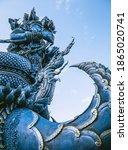 Wat Rong Suea Ten  The Blue...