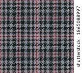 seamless pattern of scottish... | Shutterstock .eps vector #1865088997