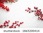 christmas holidays composition... | Shutterstock . vector #1865200414