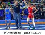 Match Between Vasyl Shuptar ...